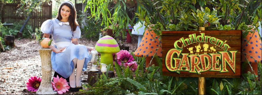 Sarasota Childrens Garden HOME